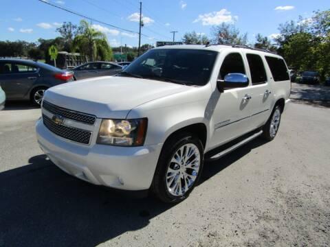 2010 Chevrolet Suburban for sale at S & T Motors in Hernando FL