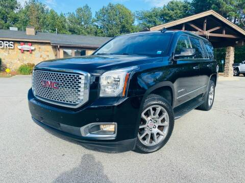 2016 GMC Yukon for sale at Classic Luxury Motors in Buford GA