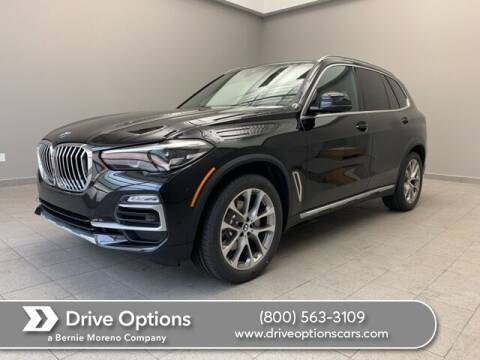 2021 BMW X5 for sale at Drive Options in North Olmsted OH
