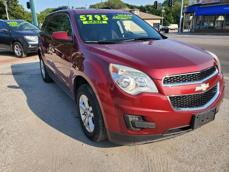 2010 Chevrolet Equinox for sale at Street Side Auto Sales in Independence MO
