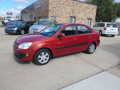 2006 Kia Rio for sale at Drive Auto Sales in Roseville MI