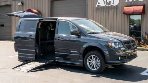 2014 Dodge Grand Caravan for sale at A&J Mobility in Valders WI
