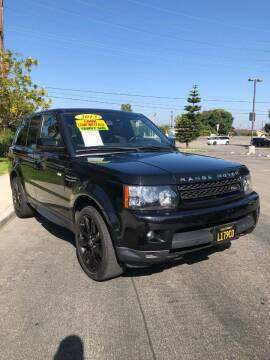 2013 Land Rover Range Rover Sport for sale at California Auto Trading in Bell CA