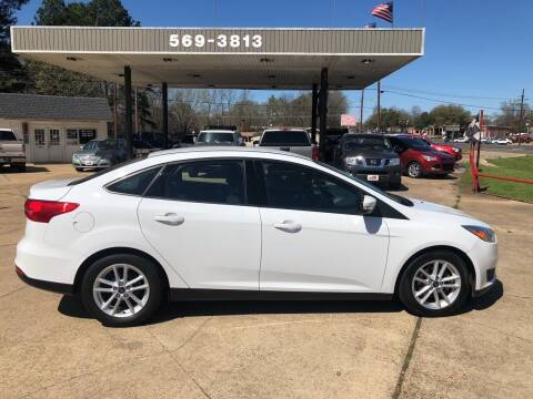 2017 Ford Focus for sale at BOB SMITH AUTO SALES in Mineola TX