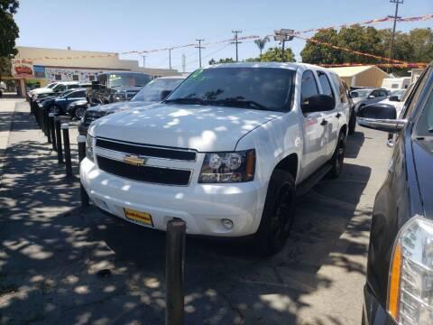 2010 Chevrolet Tahoe for sale at L & M MOTORS in Santa Maria CA