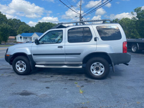 2004 Nissan Xterra for sale at Autoville in Kannapolis NC