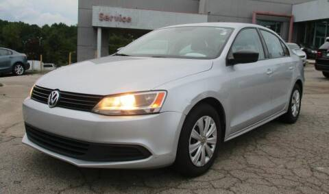 2014 Volkswagen Jetta for sale at Pars Auto Sales Inc in Stone Mountain GA