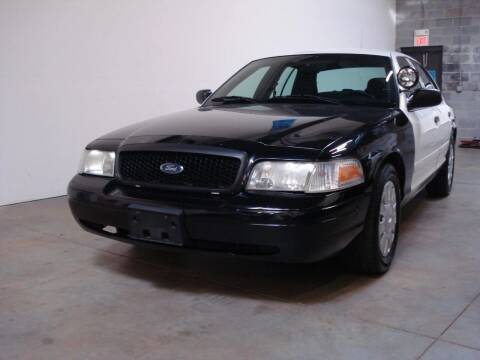 2007 Ford Crown Victoria for sale at DRIVE INVESTMENT GROUP in Frederick MD