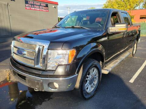 2009 Ford F-150 for sale at Showcase Auto & Truck in Swansea MA