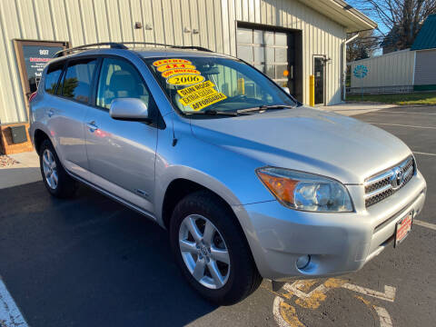 2006 Toyota RAV4 for sale at Kubly's Automotive in Brodhead WI