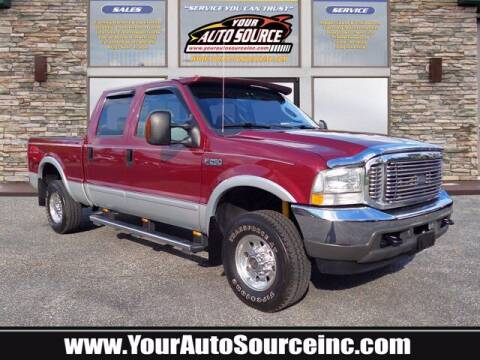 2004 Ford F-250 Super Duty for sale at Your Auto Source in York PA
