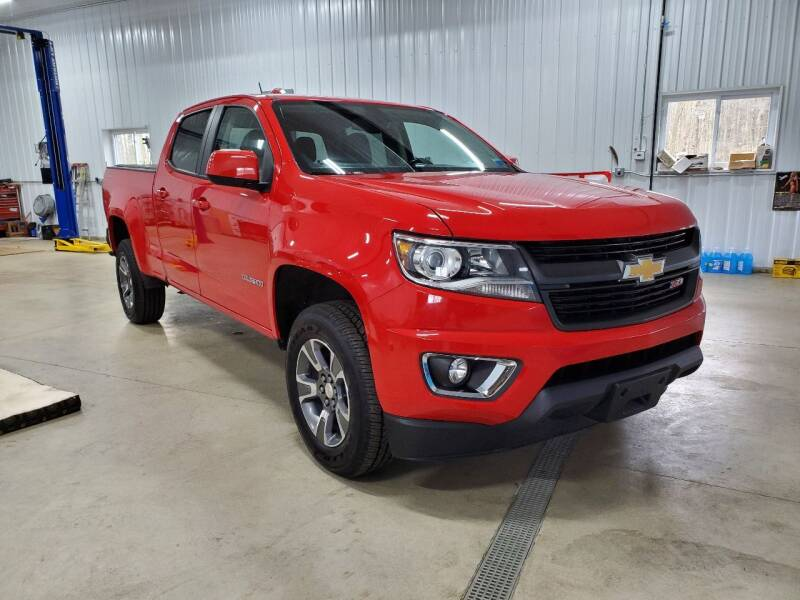 2015 Chevrolet Colorado for sale at Motor House in Alden NY