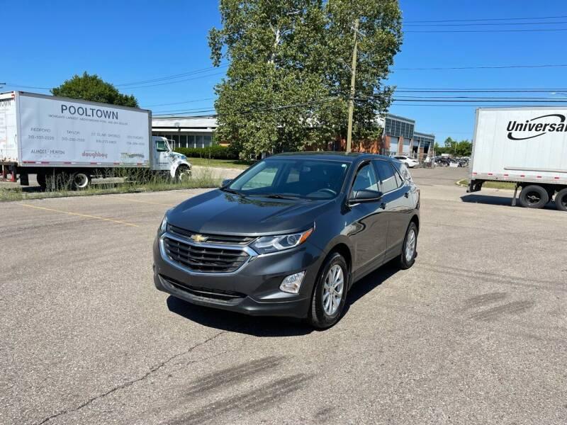 2018 Chevrolet Equinox for sale in Redford, MI