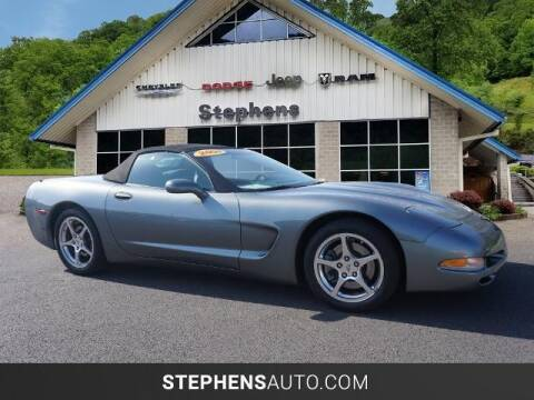 2004 Chevrolet Corvette for sale at Stephens Auto Center of Beckley in Beckley WV