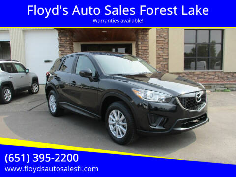 2015 Mazda CX-5 for sale at Floyd's Auto Sales Forest Lake in Forest Lake MN