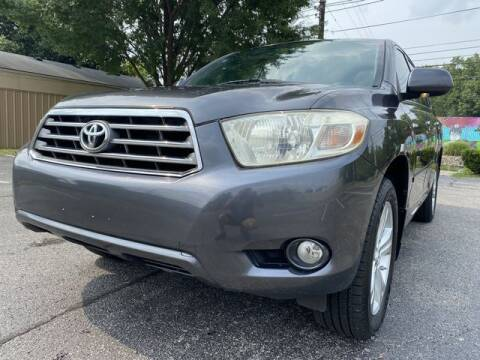 2008 Toyota Highlander for sale at Falls City Motorsports in Louisville KY