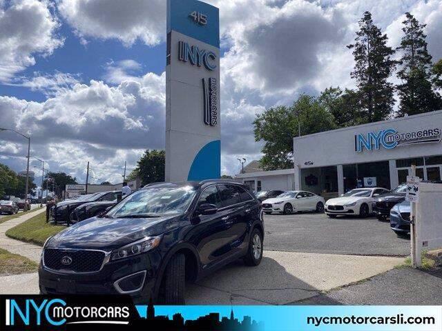 2017 Kia Sorento for sale at NYC Motorcars in Freeport NY