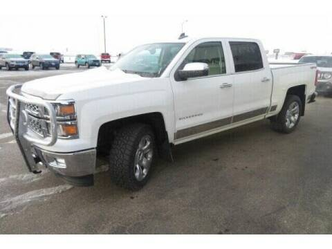 2015 Chevrolet Silverado 1500 for sale at Platinum Car Brokers in Spearfish SD