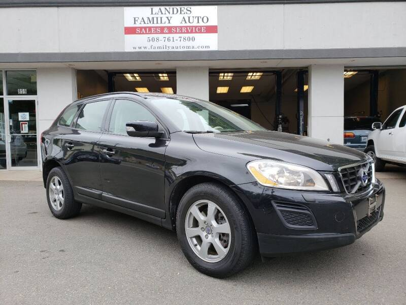 2011 Volvo XC60 for sale at Landes Family Auto Sales in Attleboro MA