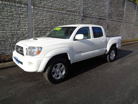2009 Toyota Tacoma for sale at Matthews Motors LLC in Algona WA