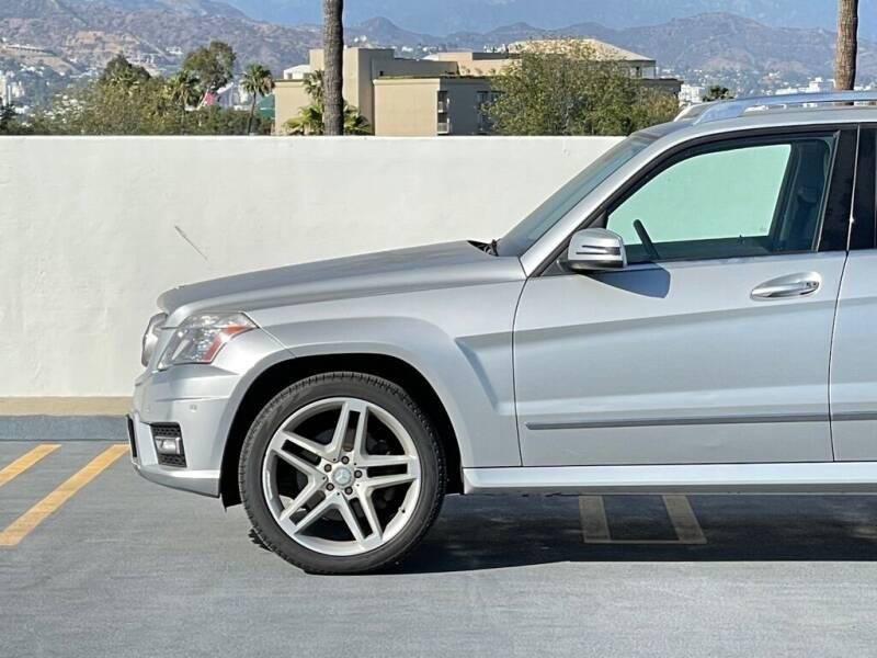 2011 Mercedes-Benz GLK for sale in Los Angeles, CA