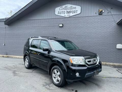 2011 Honda Pilot for sale at Collection Auto Import in Charlotte NC
