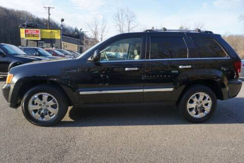 2010 Jeep Grand Cherokee for sale at Bloom Auto in Ledgewood NJ
