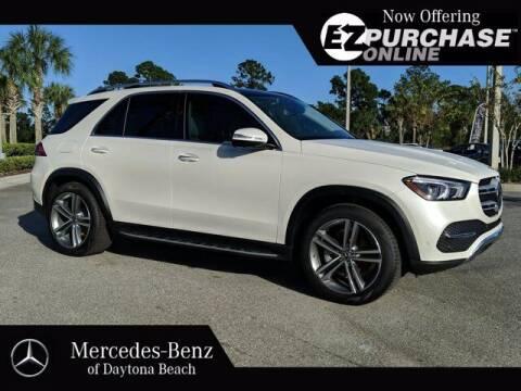 2021 Mercedes-Benz GLE for sale at Mercedes-Benz of Daytona Beach in Daytona Beach FL