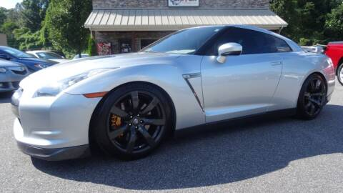 2010 Nissan GT-R for sale at Driven Pre-Owned in Lenoir NC