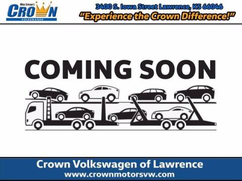 2022 Volkswagen Tiguan for sale at Crown Automotive of Lawrence Kansas in Lawrence KS