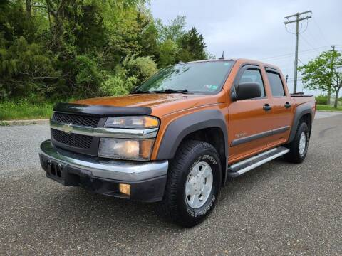 2004 Chevrolet Colorado for sale at Premium Auto Outlet Inc in Sewell NJ