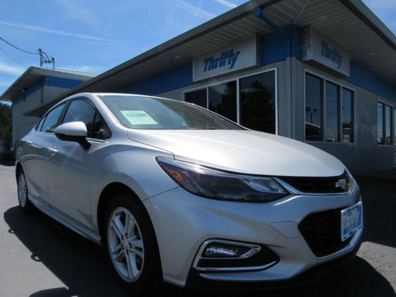 2017 Chevrolet Cruze for sale at Thrifty Car Sales SPOKANE in Spokane Valley WA