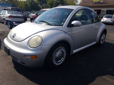 2002 Volkswagen New Beetle for sale at Germantown Auto Sales in Carlisle OH