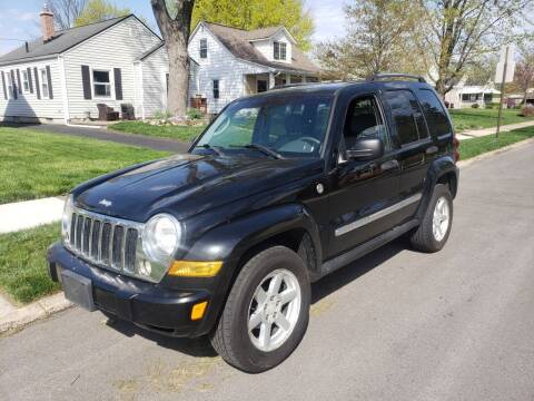 2006 Jeep Liberty for sale at REM Motors in Columbus OH