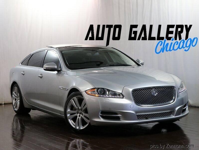 2013 Jaguar XJL for sale in Addison, IL
