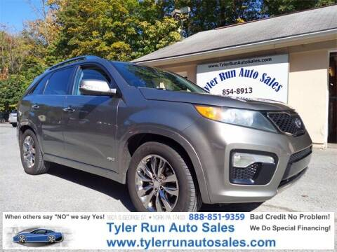 2013 Kia Sorento for sale at Tyler Run Auto Sales in York PA