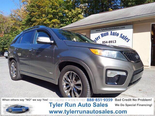 2013 Kia Sorento for sale at Tyler Run Auto Sales in York PA