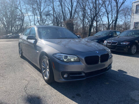 2015 BMW 5 Series for sale at Kars on King Auto Center in Lancaster PA