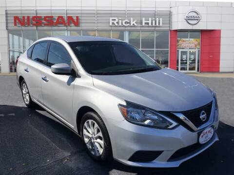 2018 Nissan Sentra for sale at Rick Hill Auto Credit in Dyersburg TN