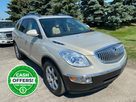 2009 Buick Enclave for sale at Jeffreys Auto Resale, Inc in Clinton Township MI