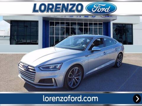 2018 Audi S5 Sportback for sale at Lorenzo Ford in Homestead FL
