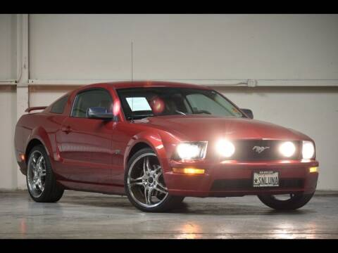 2006 Ford Mustang for sale at MGI Motors in Sacramento CA