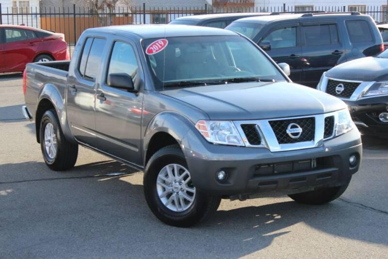 2019 Nissan Frontier for sale at Car Bazaar INC in Salt Lake City UT