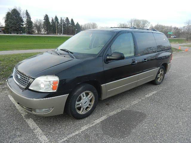 2004 Ford Freestar for sale at Dales Auto Sales in Hutchinson MN