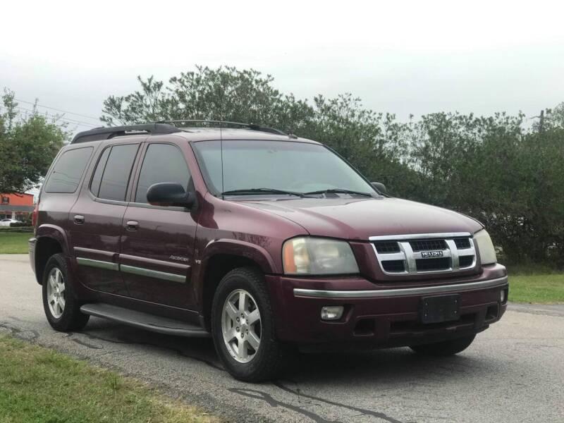 2004 Isuzu Ascender for sale at Loco Motors in La Porte TX