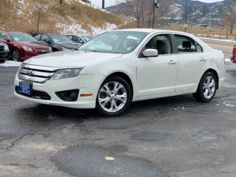 2012 Ford Fusion for sale at Lakeside Auto Brokers Inc. in Colorado Springs CO