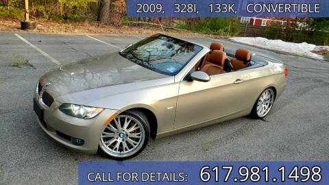 2009 BMW 3 Series for sale at Wheeler Dealer Inc. in Acton MA