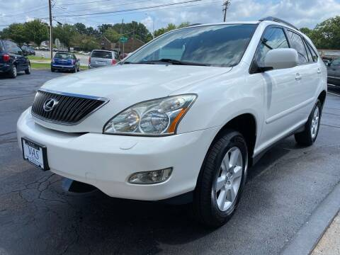 2007 Lexus RX 350 for sale at Viewmont Auto Sales in Hickory NC