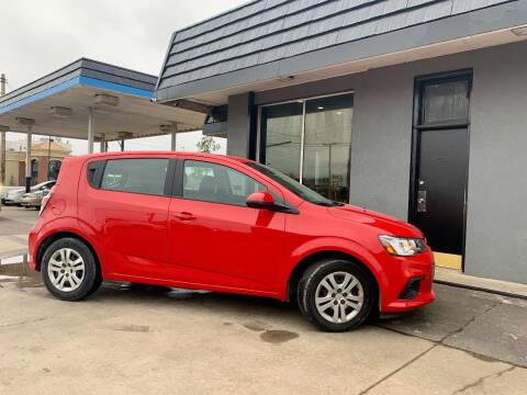2019 Chevrolet Sonic for sale at Shelby's Automotive in Oklahoma City OK