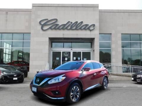 2017 Nissan Murano for sale at Radley Cadillac in Fredericksburg VA